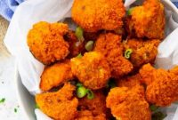 Cauliflower Buffalo Wings Recipe - Delicious Home Recipes