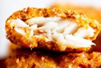Low Carb Oven Fried Fish Recipes
