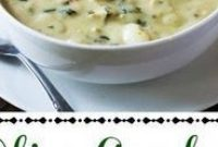 Olive Garden Chicken Gnocchi Soup - Appetizers