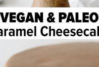Vegan Caramel Cheescake - Appetizers