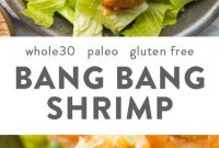 Whole30 Bang Bang Shrimp (Paleo, Grain Free, Nut Free) - Appetizers