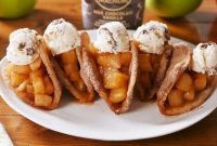 Apple Pie Tacos - Healthy Living and Lifestyle