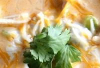 Buffalo Chicken Soup - Healthy Living and Lifestyle