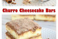 Churro Cheesecake Bars Recipe – Cucina de Yung