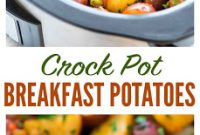 Crockpot Breakfast Potatoes   All Recipes Easy