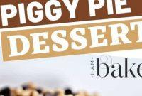 Piggy Pie Dessert Recipe [Video] - Appetizers