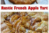 Rustic French Apple Tart Recipe – Cucina de Yung