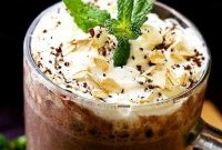 Healthy Coffee Smoothie [Video] - Mom's Recipe Healthy