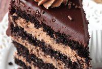 NUTELLA CHOCOLATE CAKE | Food Blogger