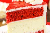 RED VELVET CHEESECAKE CAKE | Food Blogger