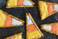 Candy Corn Pretzels Recipe