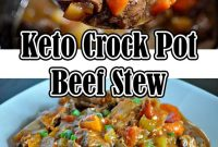 Keto Crock Pot Beef Stew