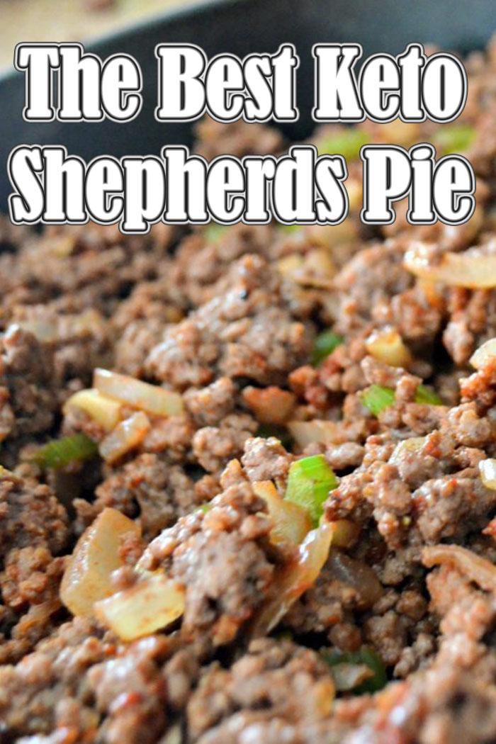 The Best Keto Shepherds Pie
